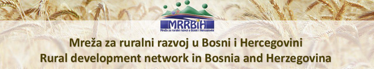 Mreža za ruralni razvoj u Bosni i Hercegovini